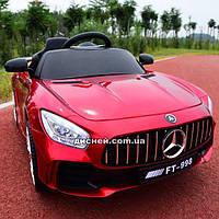 Детский электромобиль M 4105 EBLRS-3 Mercedes в автопокраске, красный
