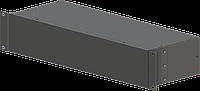 """Корпус металевий 2U-160S в 19"""" стійку Rack 430х160х88 Professional"""