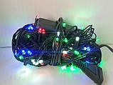 Гирлянда на 100 LED мультицвет, фото 2