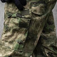 """Лёгкие тактические брюки """"ALPHA PRO"""" A-TACS FG (ARMY), фото 7"""