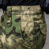 """Лёгкие тактические брюки """"ALPHA PRO"""" A-TACS FG (ARMY), фото 4"""