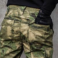 """Лёгкие тактические брюки """"ALPHA PRO"""" A-TACS FG (ARMY), фото 3"""