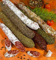 Колбаса Фует Экстра 150 гр с травами