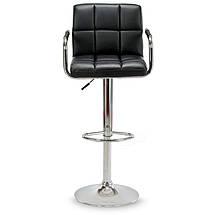 Барний стілець Astana, барне крісло, стілець візажиста, фото 2