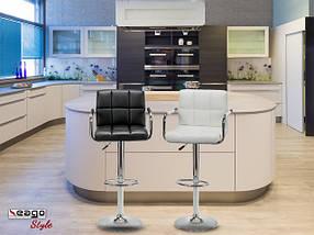 Барний стілець Astana, барне крісло, стілець візажиста, фото 3