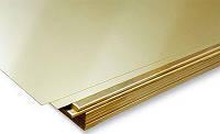 Латунный лист 20мм ЛС59-1