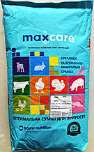 Добавка премікс Maxcare 30-120кг 2,5-2%