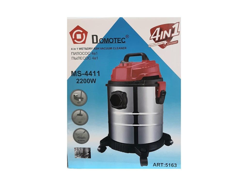 Пылесос Domotec 4 в 1 2200W MS 4411