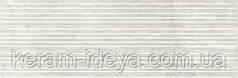Плитка настенная Baldocer Stroces Ancares Gris 280х850 светло серый
