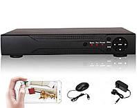 Super Full HD 5Mp 8/16 канальный гибридный 6 в 1 видеорегистратор, фото 1