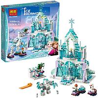 """Конструктор Bela 10664 Disney """"Волшебный ледяной замок Эльзы"""" 709 деталей, аналог LEGO Disney Princess"""