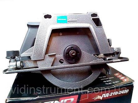 Пила дисковая Grand ПД-210/2400, фото 2