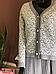 Женский вязаный костюм (юбка и кофта), Lato Italy, фото 2