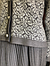 Женский вязаный костюм (юбка и кофта), Lato Italy, фото 3