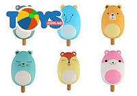 """Сквиши (Squishy) """"Животные-мороженое"""" 8 цветов, BT-T-0201"""