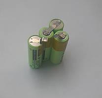 Аккумулятор к шокеру 4,8V 400mAh (Ni-Mh) 3+1