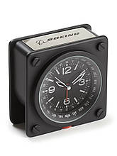 Часы настольные Boeing Pilot World Time Alarm Clock