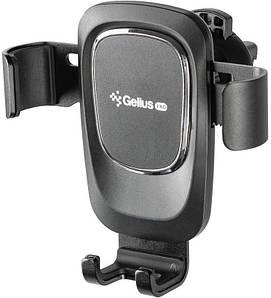 Автодержатель Gelius Ultra GU-CH002, Черный