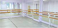 Обустройство зеркалами танцевальной студии, фото 1