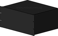"""Корпус металевий 5U-360S в 19"""" стійку Rack 430х360х220, фото 1"""