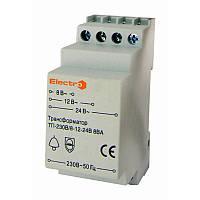 Трансформатор тока понижающий ТП-230В/8-12-24В 8ВА, Electro
