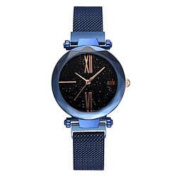 Женские наручные часы Starry Sky Watch (тех.пакет) Синий