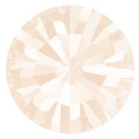 Пришивные стразы в цапах Preciosa (Чехия) ss20 Gold Quartz/серебро