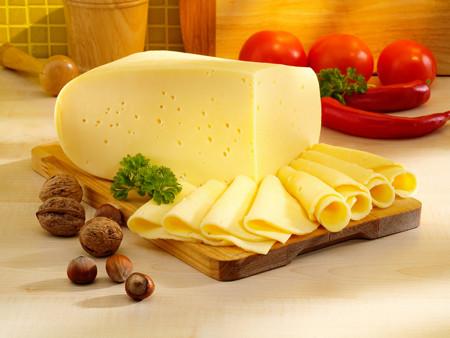 Домашний быстросозреваемый сыр
