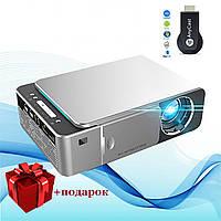 Портативний проектор Wi-light T6 проектор+anycast