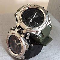 Мужские часы Casio G-Shock GST-W310-1A Касио стальные наручные