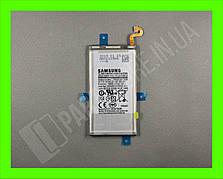 Cервисная оригинальная аккумуляторная батарея Samsung A730 A8 Plus 2018 (GH82-15658A)  (EB-BA730ABE)