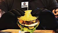 Флажки для бургеров с Вашим логотипом от 500 шт., фото 1