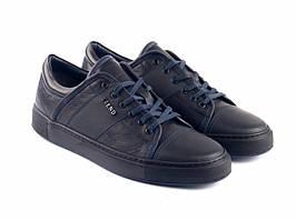 Кеди Etor 15356-78-21 45 чорні
