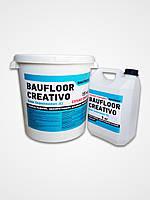 Микроцемент  (стартовая смесь для пола ) Baufloor Creativo start микробетон штукатурка