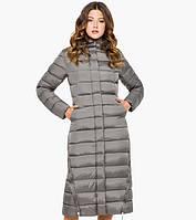 Tiger Force 7789 | Женская куртка на зиму серая