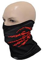 Термоактивний бафф SportZone Maska MDN. Тепла лижна маска.