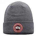 Шапка CANADA AVIATOR для взрослых и подростков хлопок шапки канада гус, фото 9