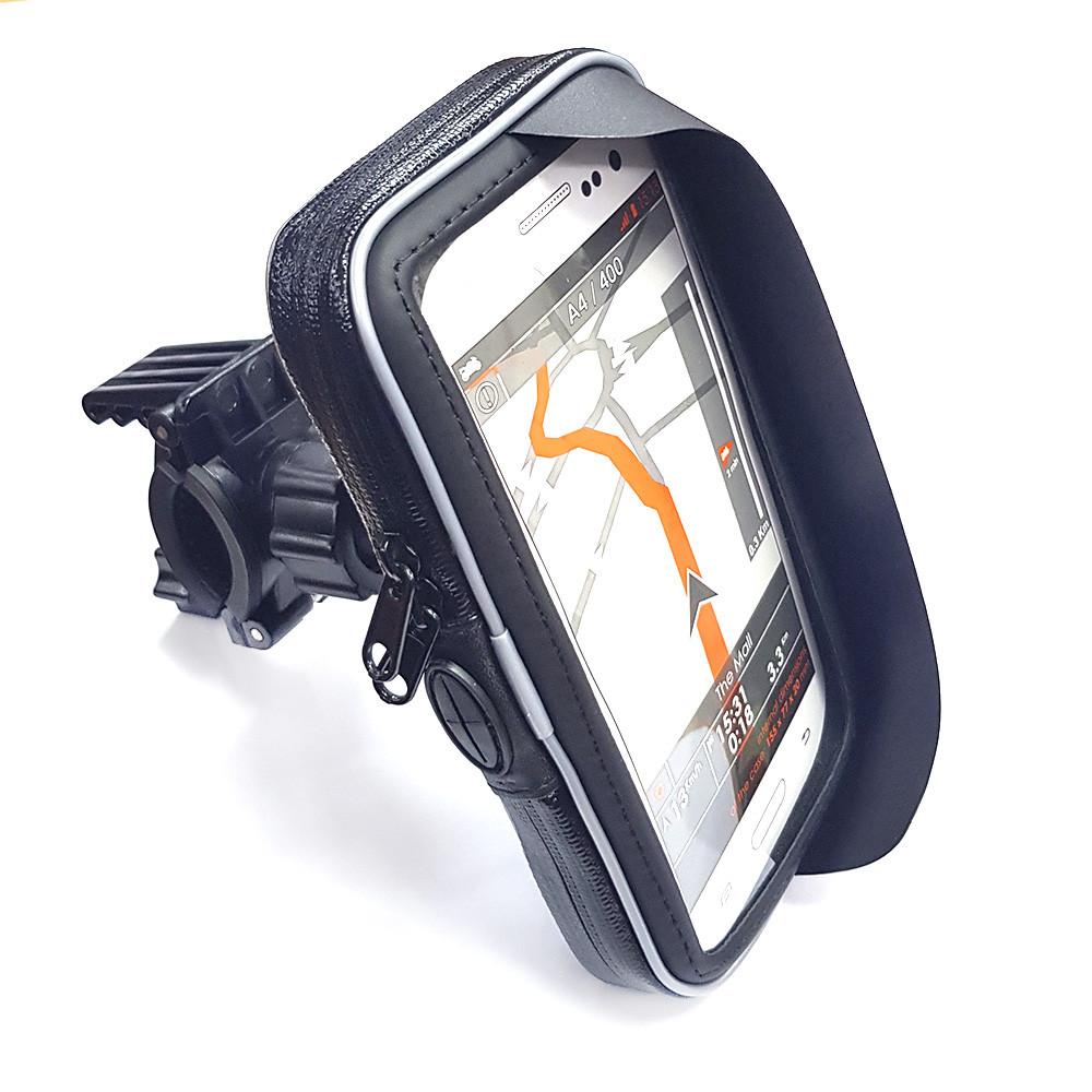 """Тримач для телефону ExtreamStyle 5,5"""" з козирком"""