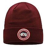 Шапка CANADA AVIATOR для дорослих і підлітків бавовна шапки канада гус, фото 3