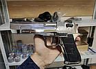 Стартовый пистолет Retay Eagle X (Nickel), фото 2