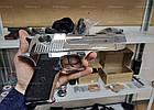 Стартовый пистолет Retay Eagle X (Nickel), фото 3