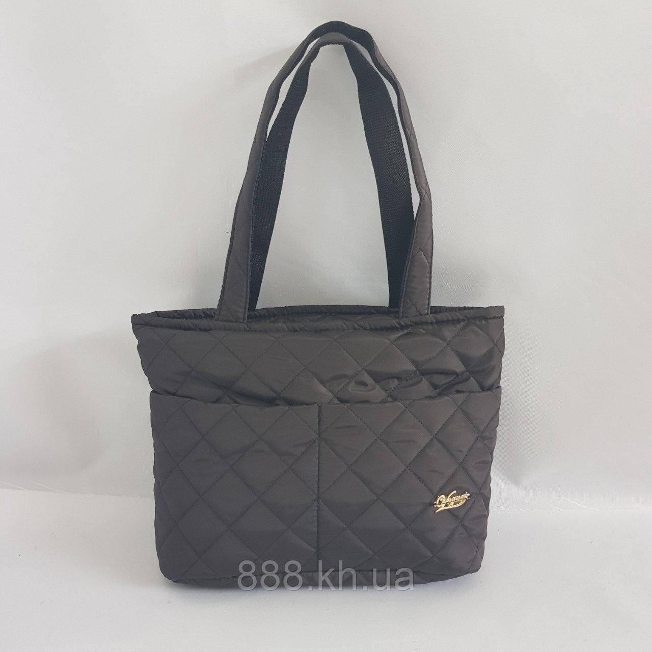 Удобная стеганая спортивная сумка,  дорожная сумка
