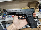 Пневматический пистолет Umarex Glock 17 (Diabolo), фото 5