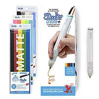 3D-ручка 3Doodler Create Plus для профессионального использования - Серая (8CPSGYEU3E)