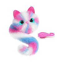 Игровой набор с интерактивной кошечкой Pomsies S4 - Пеппер (02246-P)
