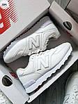Чоловічі зимові кросівки New Balance 574 (білі), фото 6