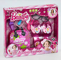 Детская игровая косметика с сумочкой и аксесуарами