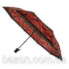 Женский полуавтоматический зонтик Lima на 8 спиц с цветочным принтом, 310-9