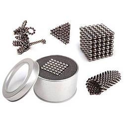 Магнитная головоломка Неокуб Neocube 216 шариков 5мм в боксе