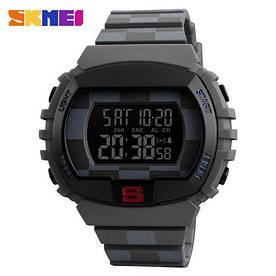 Наручные часы эконом Skmei 1304 Black-Brown